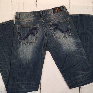 Rock & Republic Jeans! Kasandra style. Size 6.